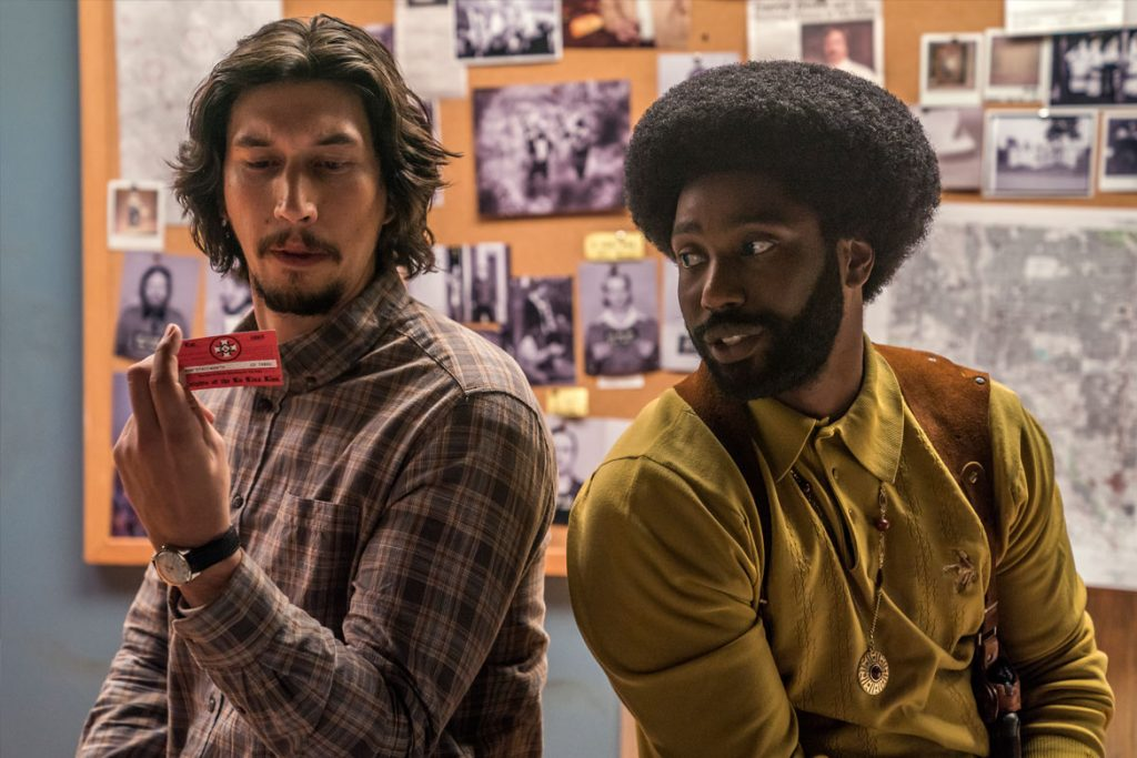 """BlacKkKlansman"" (© 2018 FOCUS FEATURES LLC. ALL RIGHTS RESERVED.)"