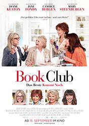 """""""Book Club - Das Beste kommt noch"""" Filmplakat"""
