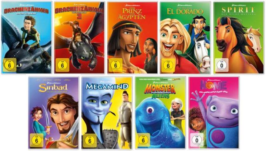 20 Jahre DreamWorks Animation