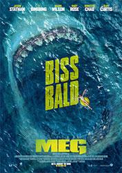 """""""Meg"""" Filmplakat"""