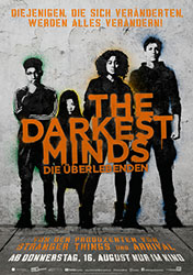 """The Darkest Minds"" Filmplakat"