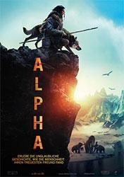 """Alpha"" Filmplakat"