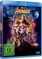"""Avengers: Infinity War"" Blu-ray"