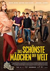 """""""Das schönste Mädchen der Welt"""" Filmplakat (© TOBIS Film GmbH)"""