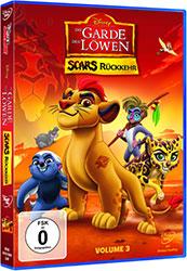 """""""Die Garde der Löwen - Scars Rückkehr (Volume 3)"""" (© 2018 Disney)"""