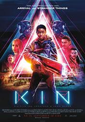 """Kin"" Filmplakat (© 2018 Concorde Filmverleih GmbH)"