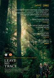 """Leave No Trace"" Filmplakat"