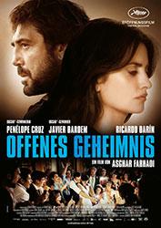 """Offenes Geheimnis"" Filmplakat (© 2018 PROKINO Filmverleih GmbH)"