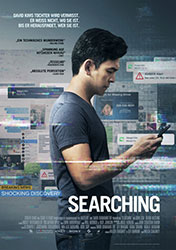 """Searching"" Filmplakat (© 2018 Sony Pictures Entertainment Deutschland GmbH)"