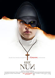 """The Nun"" Filmplakat (© 2018 Warner Bros. Entertainment Inc.)"