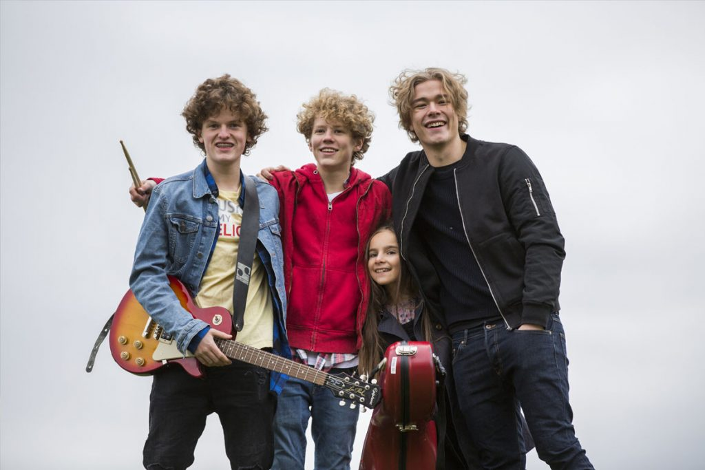 """""""Thilda & die beste Band der Welt"""" Los Bando Immortale (© Björn Bratberg)"""
