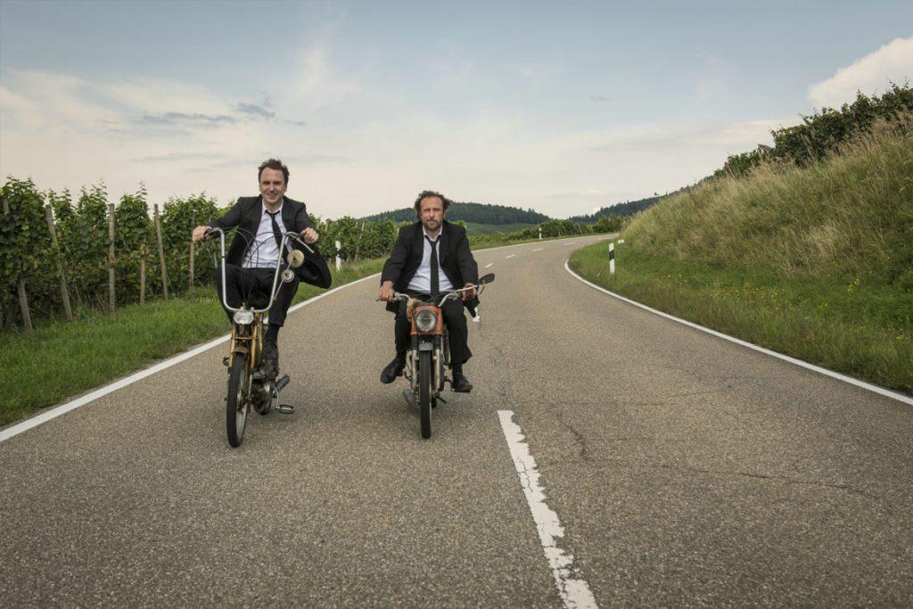 """25 km/h"" Szenenbild (© 2018 Gordon Timpen/Sony Pictures Entertainment Deutschland GmbH/Sunny Side Up GmbH)"