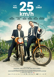 """25 km/h"" Filmplakat (© 2018 Sony Pictures Entertainment Deutschland GmbH)"
