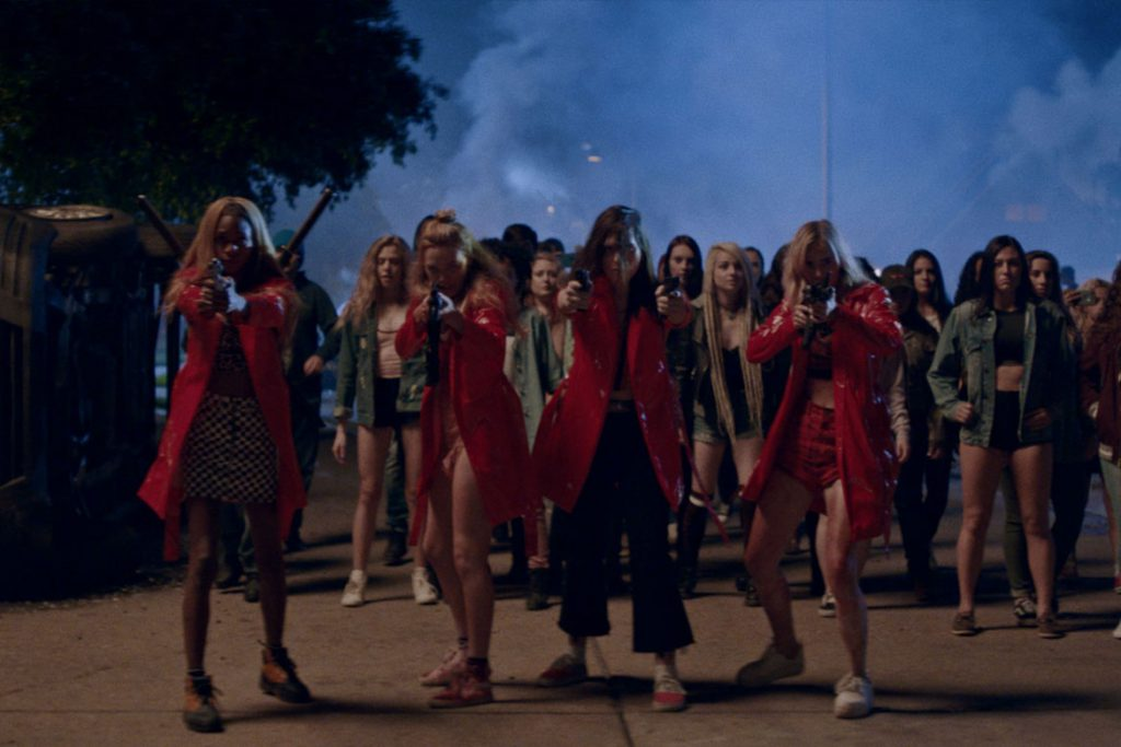 """Assassination Nation"" Szenenbild (© Universum Film)"