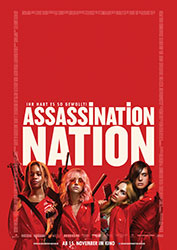 """Assassination Nation"" Filmplakat (© Universum Film)"
