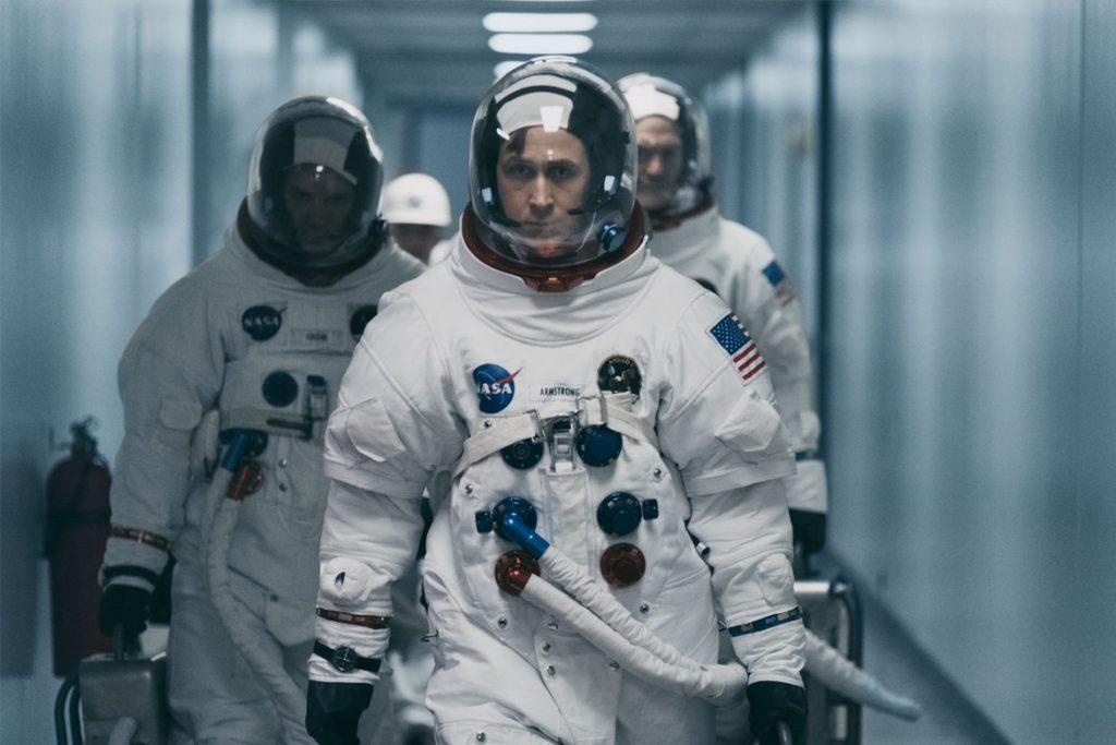 """""""Aufbruch zum Mond"""" Szenenbild (© Universal Pictures)"""