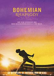 """Bohemian Rhapsody"" Filmplakat (© 2018 Twentieth Century Fox)"