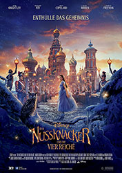 """Der Nussknacker und die vier Reiche"" Filmplakat (© 2018 Disney Enterprises, Inc. All Rights Reserved.)"