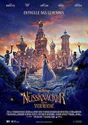 """""""Der Nussknacker und die vier Reiche"""" Filmplakat (© 2018 Disney Enterprises, Inc. All Rights Reserved.)"""