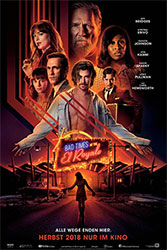 """Bad Times at the El Royale"" Filmplakat (© 2018 Twentieth Century Fox)"