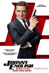 """""""Johnny English - Man lebt nur dreimal"""" Filmplakat"""