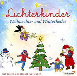"""Lichterkinder """"Weihnachts- und Winterlieder"""""""