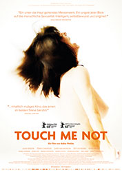 """Touch Me Not"" Filmplakat"