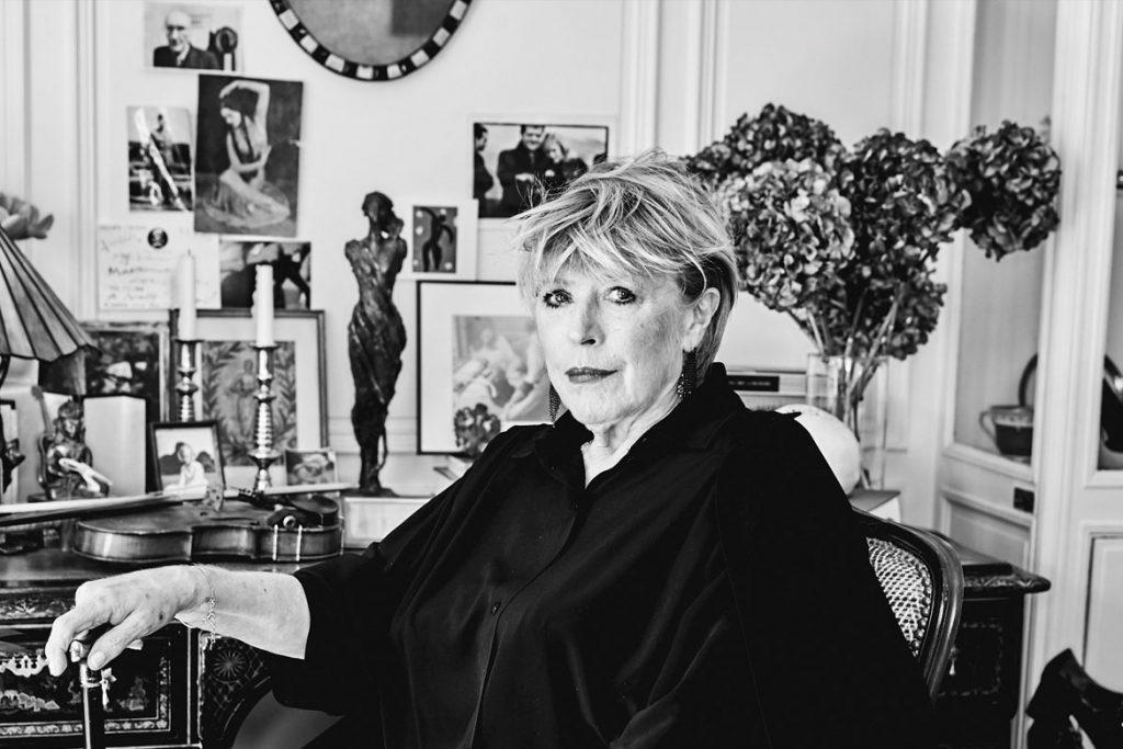 Marianne Faithfull (Foto: © Yann Orhan)