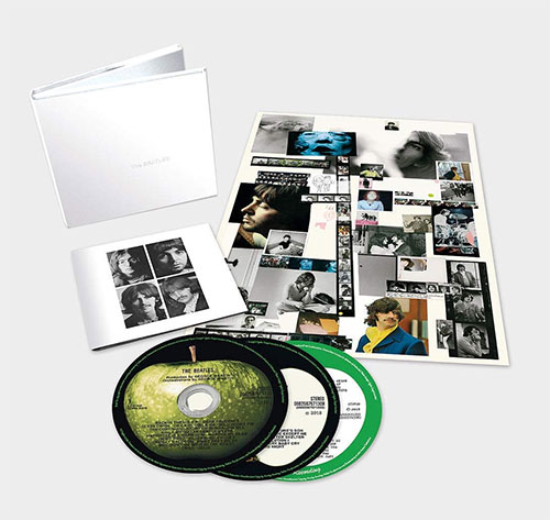"""The Beatles"" (The White Album) 3CD Deluxe"