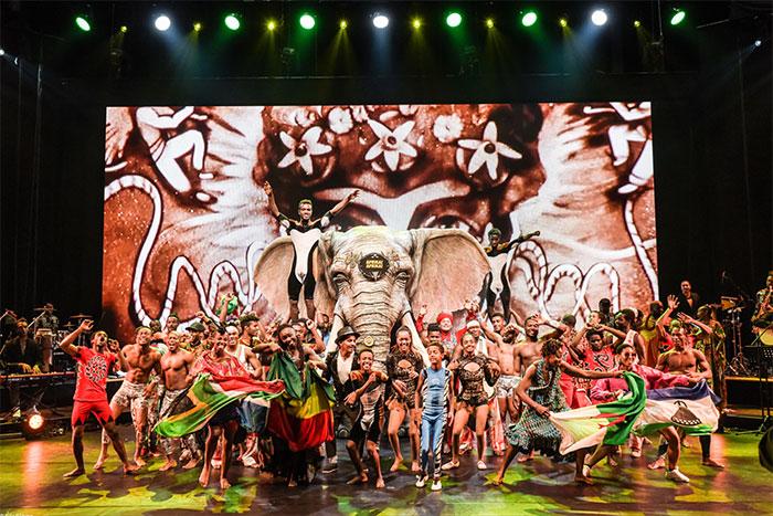 """""""Afrika! Afrika!"""" (Foto: © Nilz Boehme)"""
