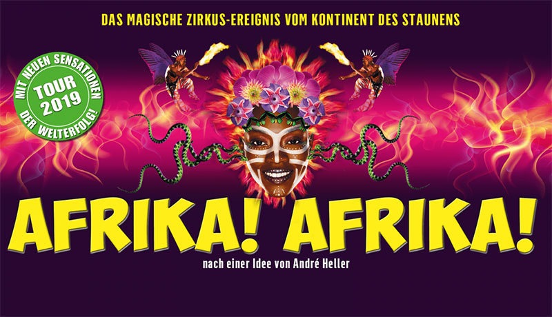 """Afrika! Afrika!"" Key Visual"