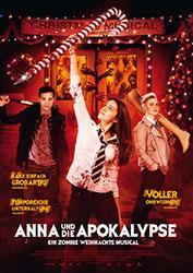 """""""Anna und die Apokalypse"""" Filmplakat"""