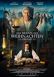 """""""Charles Dickens: Der Mann, der Weihnachten erfand"""" Filmplakat"""