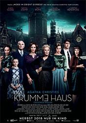"""Das krumme Haus"" Filmplakat"