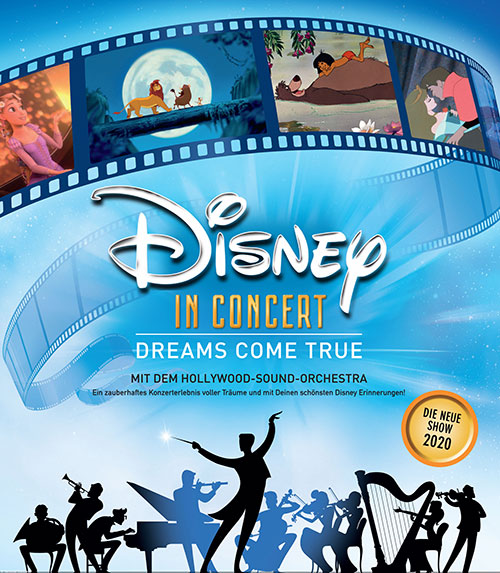"""Disney In Concert"" Tour 2019/20 - Dreams Come True"