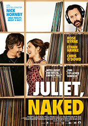 """Juliet, Naked"" Filmplakat (© 2018 PROKINO Filmverleih GmbH)"
