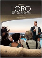 """""""Loro - Die Verführten"""" Filmplakat"""