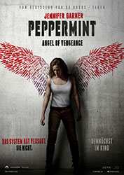 """Peppermint - Angel of Vengeance"" Filmplakat (© Universum Film)"