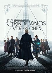 """""""Phantastische Tierwesen: Grindelwalds Verbrechen"""" Filmplakat (© 2018 Warner Bros. Ent. All Rights Reserved.)"""