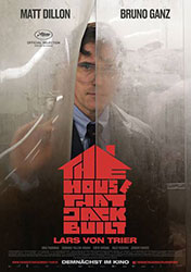 """The House That Jack Built"" Filmplakat"
