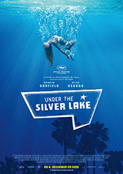 """Under The Silver Lake"" Filmplakat"