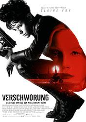 """""""Verschwörung"""" Filmplakat (© 2018 Sony Pictures Entertainment Deutschland GmbH)"""