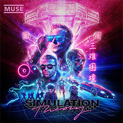 "Muse ""Simulation Theory"""
