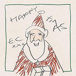 """Eric Clapton """"Happy Xmas"""""""