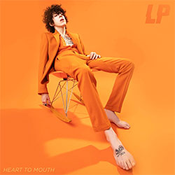 "LP ""Heart To Mouth"""