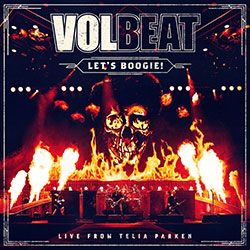 "Volbeat ""Let's Boogie! Live from Telia Parken"""