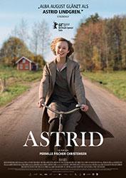 """Astrid"" Filmplakat"