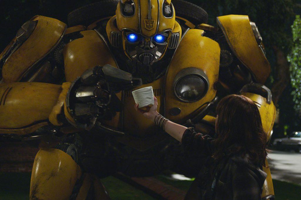 """Bumblebee"" Szenenbild (© 2018 Paramount Pictures Corporation)"