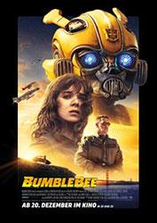 """Bumblebee"" Filmplakat (© 2018 Paramount Pictures Corporation)"