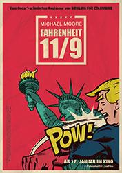 """Fahrenheit 11/9"" Filmplakat"